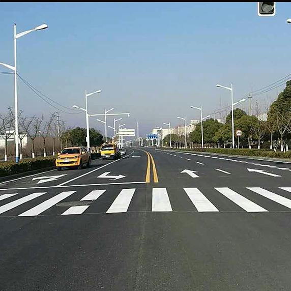 道路指示線